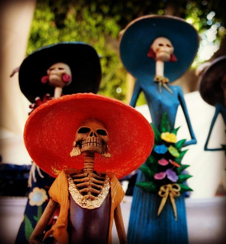 Uruapan Ladies Dia De Muertos