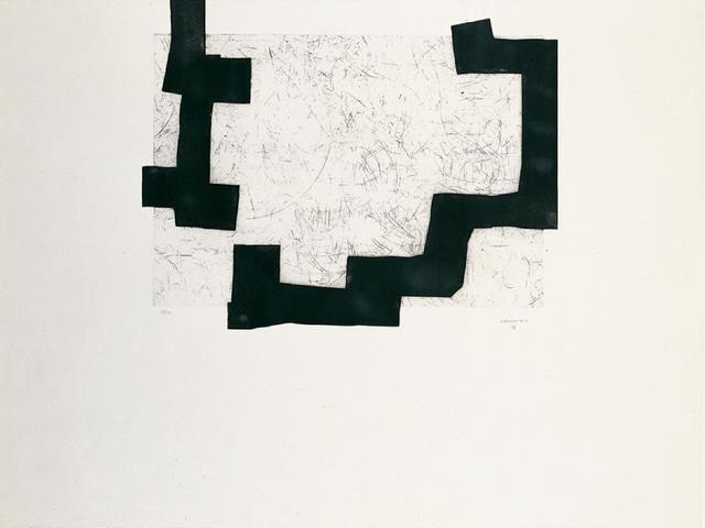Eduardo Chillida | Aundi I (1970) | Available for Sale | Artsy