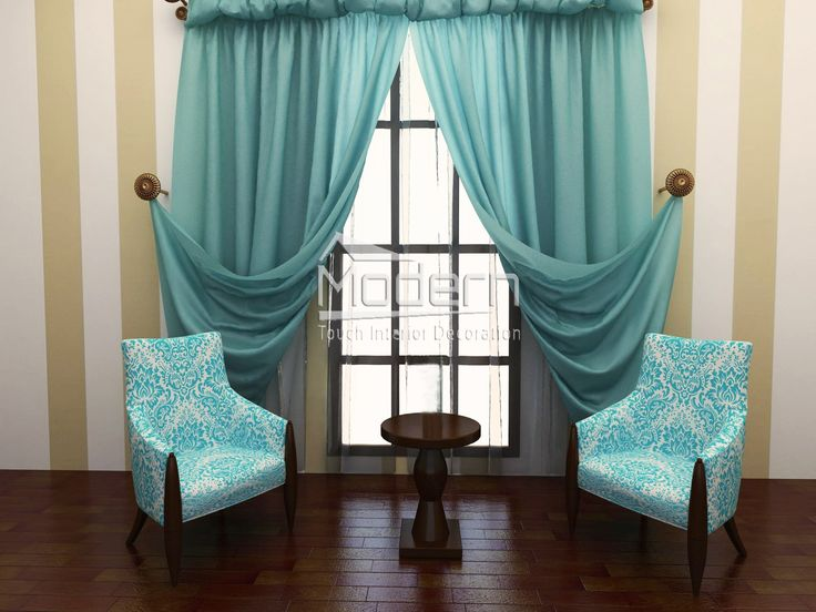 1000 ideas about hanging curtains on pinterest indian for Unusual ways to hang curtains