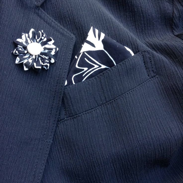 Custom Lapel Pins Mens Lapel Pin Flower Lapel Flower Black White Pocket Square Set Boutonniere Boyfriend Gift For Him Suit Pin Kanzashi by exquisitelapel on Etsy https://www.etsy.com/listing/545171039/custom-lapel-pins-mens-lapel-pin-flower