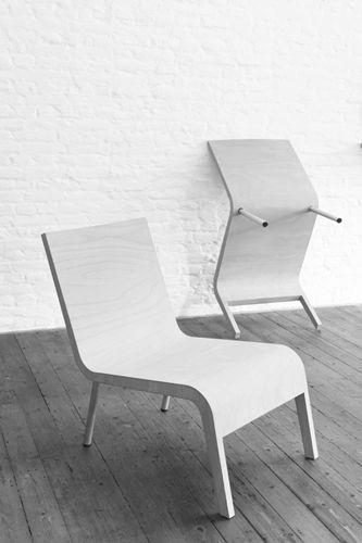 LC93B | chair . Stuhl . chaise | Design: Maarten Van Severen |
