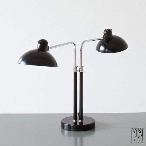 Best Recently sold Super Desk Lamp from the thirties by Christian Dell for Kaiser Leuchten