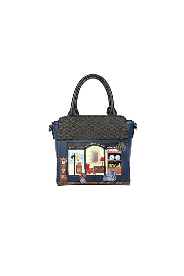 05aa643d0 Antiques Shop Mini Tote Bag in 2019 | Autumn Winter 2018 | Bags ...