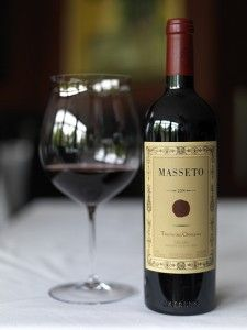 What do a Russian winemaker, a scion to one of Italy's most famous merchant families, and a little Tuscan hillside planted with olives have in common?   The answer is Masseto — perhaps the ultimate expression of merlot. Hailing from Tenuta del'Ornellaia, Masseto easily rivals the world's top wines and is often compared to Château Pétrus, the legendary wine from Bordeaux. It's Italy's gold standard.