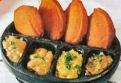Acarajé   http://receitasdedenisesr.blogspot.com.br/2013/12/receita-baianasacaraje.html