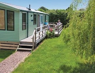 St Michaels Caravan Park Near To Tenbury Wells In Worcestershire Has A Choice Of Static