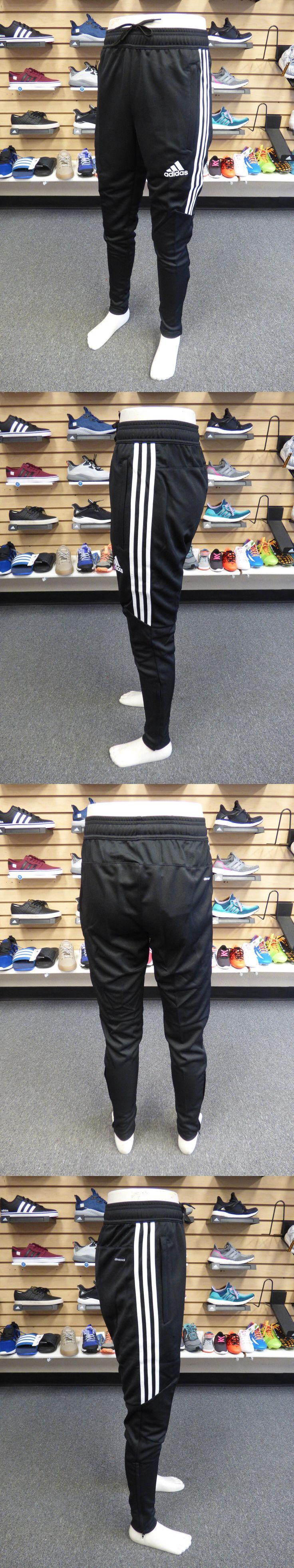 Men 123490: New Authentic Adidas Tiro 17 Men S Training Pants - Black White: Bs3693 -> BUY IT NOW ONLY: $40.45 on eBay!