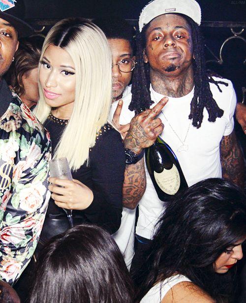 Nicki Minaj. Wheezy.