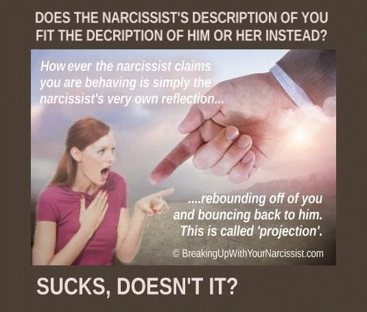 What to do if you are dating a narcissist