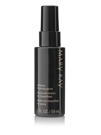 Protect your makeup masterpiece with Mary Kay's new Finishing Spray!