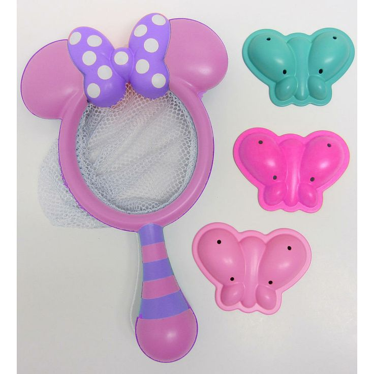 "Minnie Mouse Catch & Count Butterfly Net - Sassy - Toys ""R"" Us"