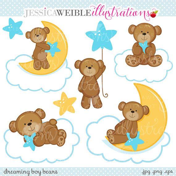 teddy bear clip art pinterest - photo #11