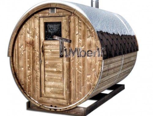 Popular Fass Sauna fur den garten