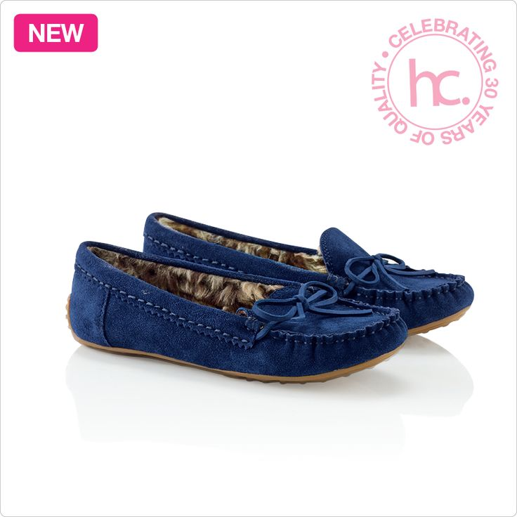 New Imogen slippers Sizes: 3 - 8 Available in beige and navy From R499 cash or only R63 a month! Shop now >> http://www.homechoice.co.za/Fashion/Shoes/Imogen.aspx