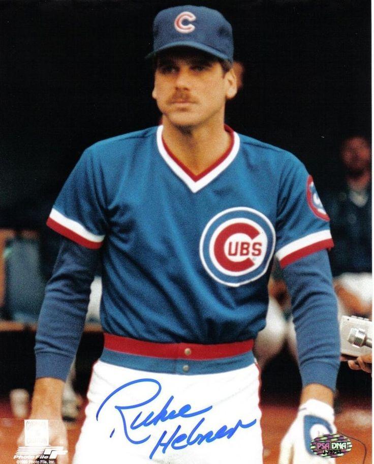 Details about Richie Hebner Signed Photograph Autograph