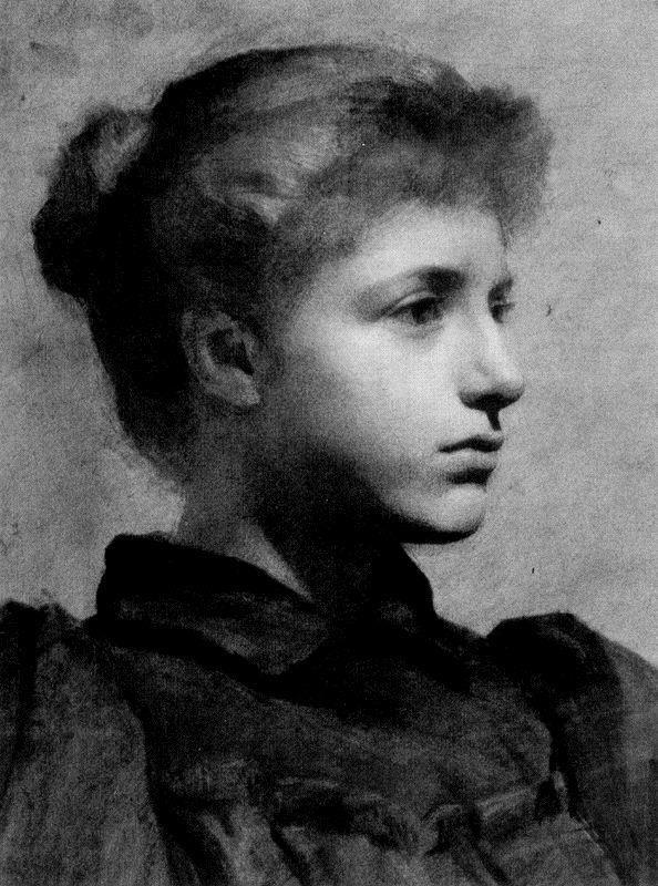 Dame Laura Knight-Self-Portrait
