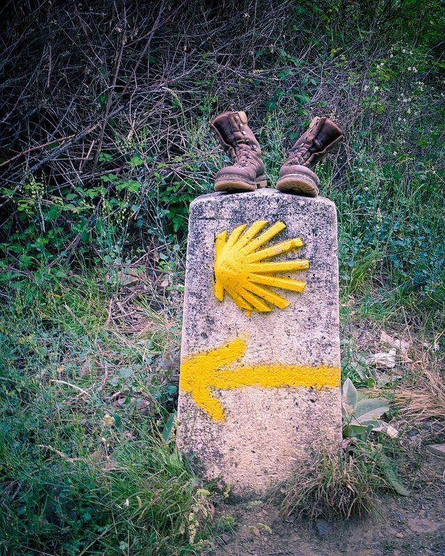 Uno de los #pivotes indicadores que te puedes encontrar si haces el #CaminodeSantiago
