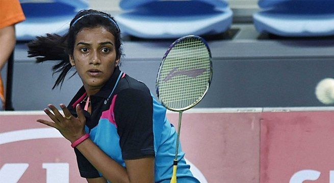 Seoul: Rio Olympic silver-medallist P.V. Sindhu will aim to book her place in the semi-finals of the Korea Super Series badminton tournament when she takes on Minatsu Mitani of Japan in the last-eight clash of the women's singles event here on Friday. Yesterday, Sindhu produced a rich vein...