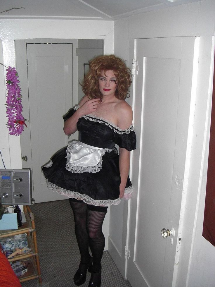 gay french maids sissy