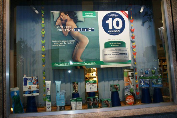 Camapaña Somatoline farmacia pons 2013
