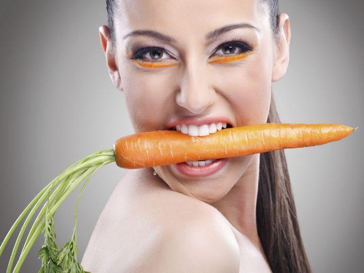 Fotos: Beneficios de comer zanahorias - Las zanahorias protegen contra el cáncer