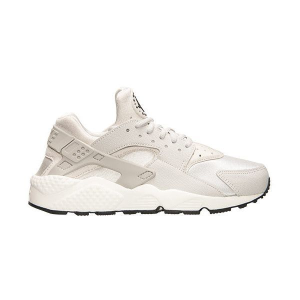 Womens Nike Air Huarache Run Running Shoes ($75) ❤ liked on Polyvore featuring shoes, sneakers, nike, trainers, nike shoes and nike footwear