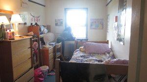 Dorm choice at Nyack College