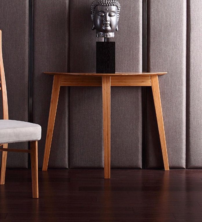 Bambus Wandtisch Halbrund 102 Cm Home Decor Decor Table