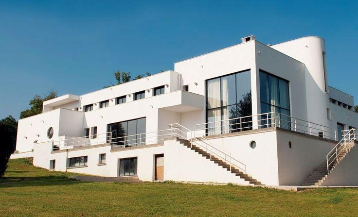 Villa Poiret, Mézy-sur-Seine, Yvelines, Ile-de-France