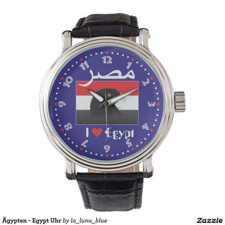 Ägypten - Egypt Uhr