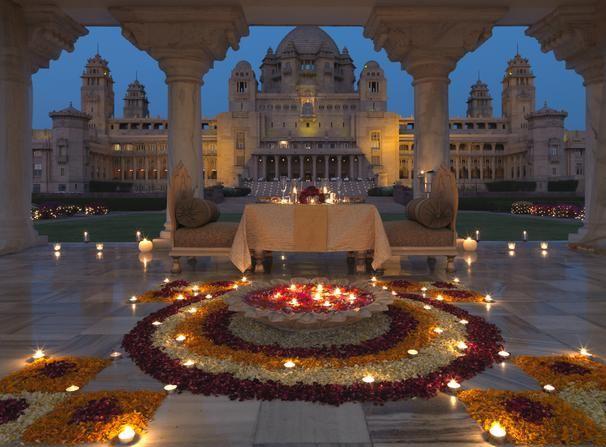 1 Umaid Bhawan Palace