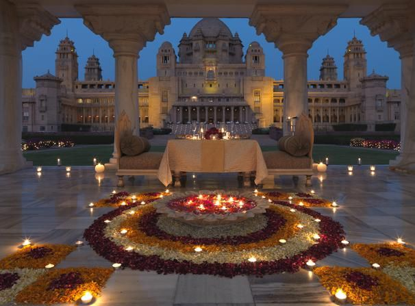 1 Umaid Bhawan Palace