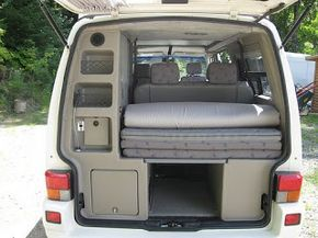 Bill in Tahoe: 2002, VW Eurovan Camper, $38,000