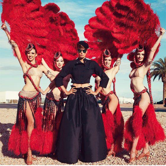 Vogue Paris February 2012