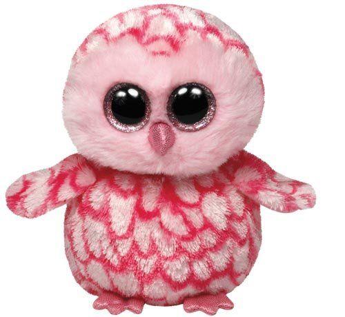 Ty Beanie Boos Pinky - Pink Owl Ty,http://www.amazon.com/dp/B00CM6Y1Z0/ref=cm_sw_r_pi_dp_V3RMsb03QK47ETRP