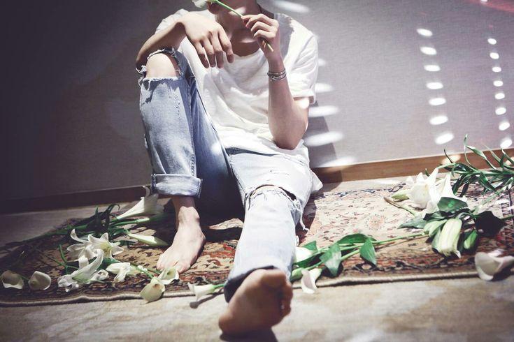 화양연화 pt.1 'I Need U' Sketch Photo Jin | 김석진