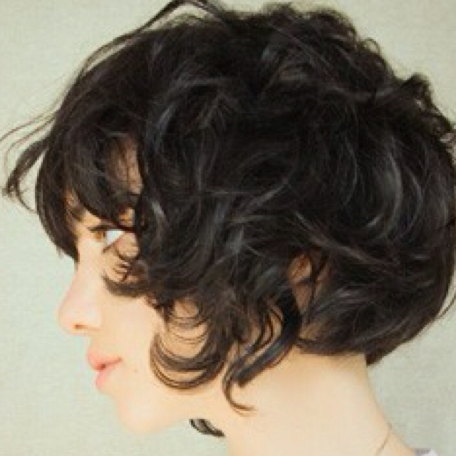 pixie hair style 43 best wavy haircuts images on hair cut 1818
