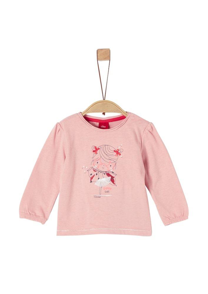 s.Oliver Baby-M/ädchen T-Shirt