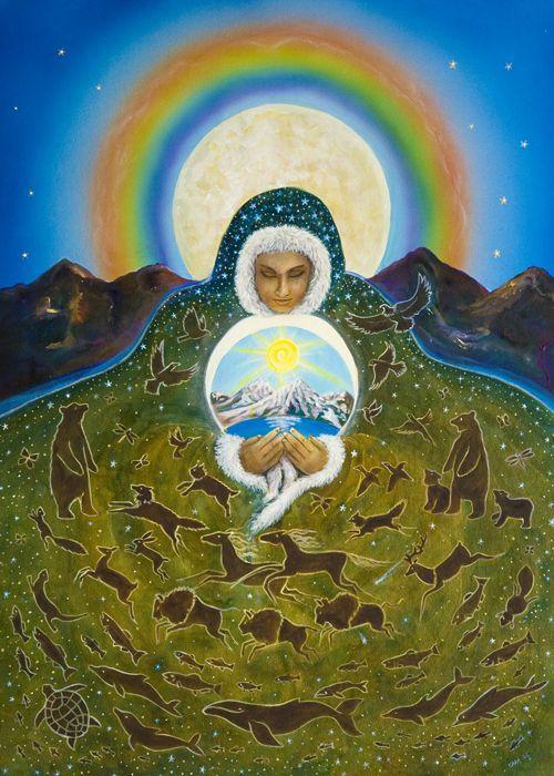 Oración a la Madre Tierra                                                                                                                                                                                 Más