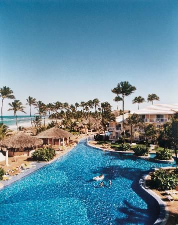Excellence Punta Cana.  We're either going here or back to the Riviera Maya, Mexico this winter.  Decisions, decisions, decisions...