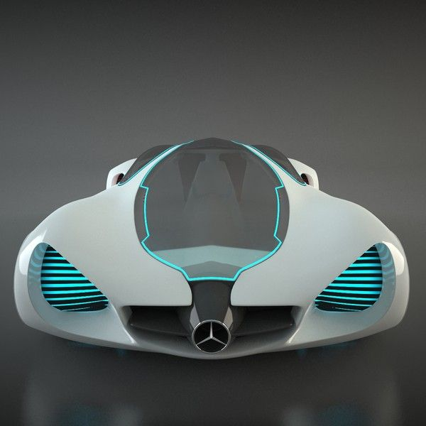 Mercedes Benz Biome, Futuristic Cars