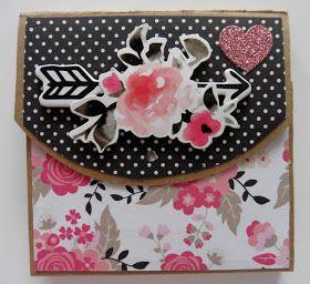 't Scrap Ateljeetje: Demo-Ochtend 14-01: Valentijns Kaarten en Projectjes met American Crafts
