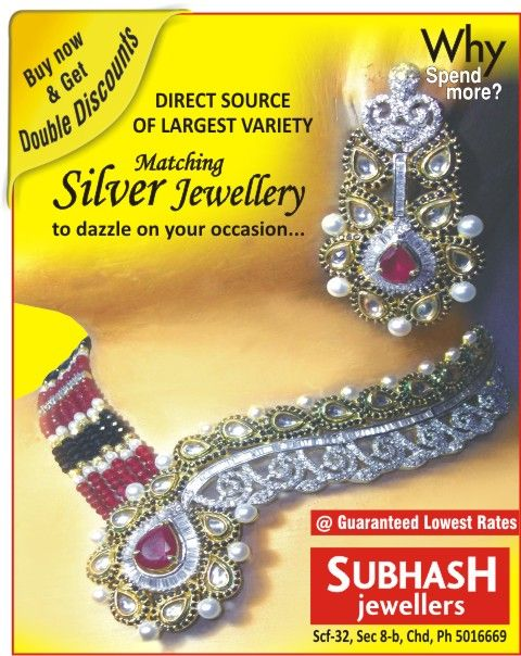 subhash jewellers sector 8