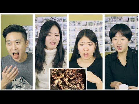 Koreans try Poop Coffee