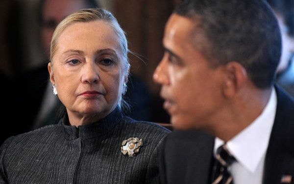 Hillary Clinton criticizes Obama's foreign policy 'failure'; strongly defends Israel