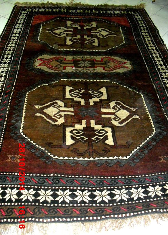 Check out this item in my Etsy shop https://www.etsy.com/listing/211957404/vintage-antique-caucasian-carpet-kilims