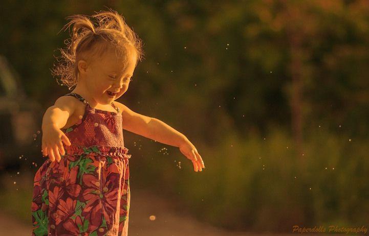 Душевная Портреты Выделите Всеобщую красоту всех детей с особыми потребностями - Мой Modern Met