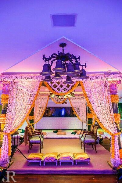 Rajnigangha and marigold | Stories by Joseph Radhik , Decor by Marry me weddings