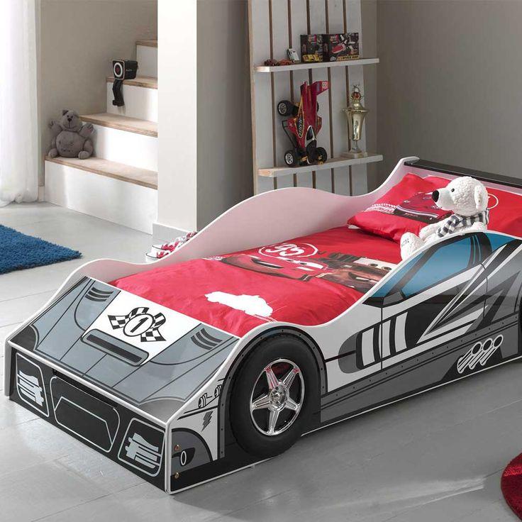 die besten 25 kinderbett auto ideen auf pinterest cars kinderbett auto deko kinderzimmer und. Black Bedroom Furniture Sets. Home Design Ideas