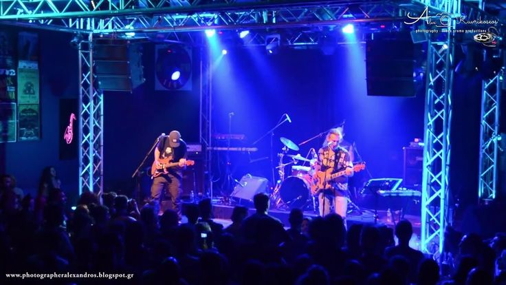 Underground stars - Απροσαρμοστοι live @ Kyttaro 13/5 HD